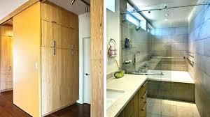 Bathroom And Walk In Closet Designs Simple Design