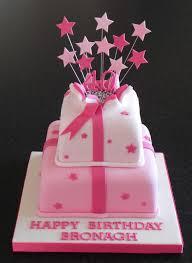 February Birthday Cakes Cake By Lisa Price Parcel Birthday Cake