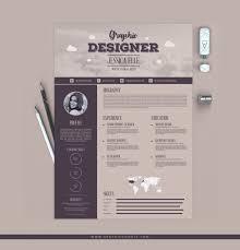 Free Resume Designer 75 Best Free Resume Templates Of 2018