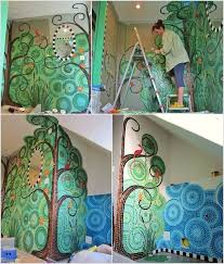 10 mosaic wall art ideas that will