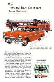 1956 Chevrolet Vintage Advertisements - 1956 Classic Chevrolet
