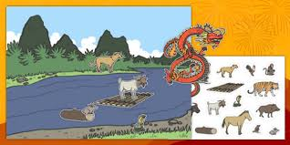 This animals also are not connected with constellation, only with lunar calendar. Chinese New Year Animal Sequencing Activity Teacher Made