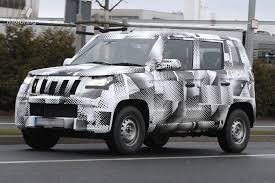 new car launches in germanyNext Gen Mahindra Bolero Spied in Germany  Indian Cars Bikes