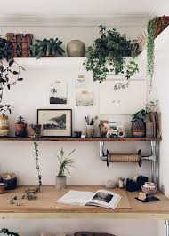 workspace office. Future Kept Workspace In The New Issue Of Another Escape. Plants Bring A Positive And Office I