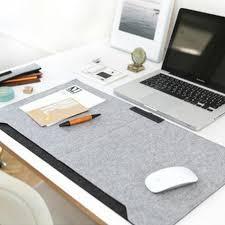 buy office desk natural. 67x33 Big Durable Computer Desk Mat Modern Table Felt Office For Pad Plan Furniture: Natural Buy O