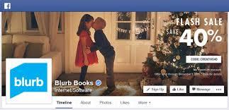blurb on facebook