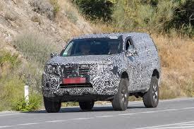 Pathfinder Design Next Gen 2019 Nissan Pathfinder Spied Shows Radical Front