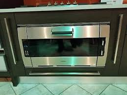 36 inch single electric wall oven