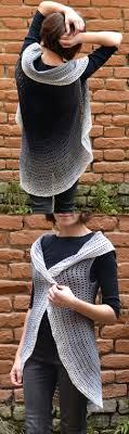Crochet Mandala Vest Pattern Free Interesting Inspiration