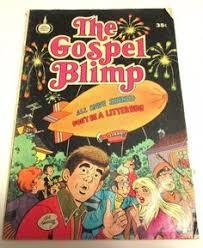 spire ics the gospel blimp 1974 fine