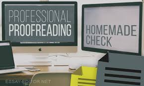 "professional proofreading vs homemade check essay editor net you are good at studying but your essays are often estimated for ""b s"" the teacher remarks prove that the idea is great but the execution could be better"