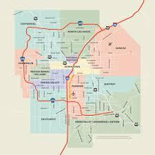 maps  las vegas