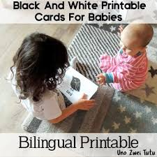 black and white pictures for babies printable montessori inspired black and white printable cards for babies tpt