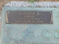 Flossie Brazell Robinson Couch (1916-2009) - Find A Grave Memorial