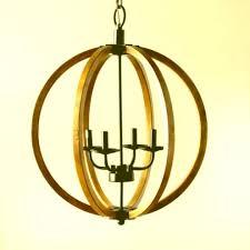 rustic round wood chandelier rustic distressed wood orb chandelier light hanging pendant light fixture fdddabdcae ideas