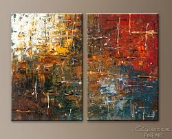 color splash abstract art painting image by carmen guedez