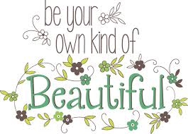 Be Your Own Beautiful Quotes Best of Be Your Own Kind Of Beautiful Wall Quote Decals Contemporary