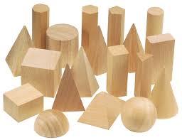 Geometric Solids 19 pc.