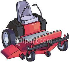 riding lawn mower clipart. riding lawn mower clipart