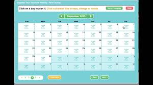 Sign Up Calendar Template Creating An Online Sign Up Sheet Or Volunteer Calendar Youtube
