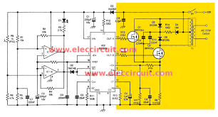 Inverter Circuit Design Using Mosfet The Output Circuit Of 200 Watts Home Power Inverter
