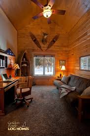 home office cabin. home office cabin