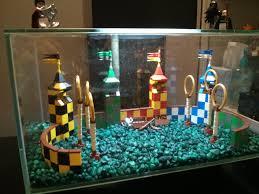 Mario Brothers Aquarium Decorations Quidditch Aquarium Decoration Build Imgur Aquarium Ideas