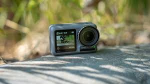 Stick N Shoot Light Dji Osmo Action Review Giving Gopro Real Competition The