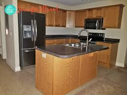 How To Add Dimension To Flat Cabinet Doors A Cabinet Makeover Idea