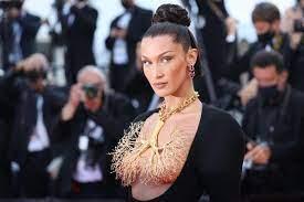 Bella Hadid takes Cannes breathless ...
