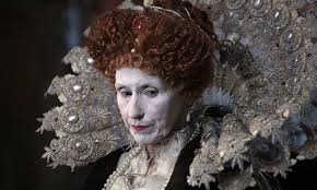 streaked with white and red makeup anita dobson resembled nothing so much as heath