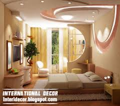 Latest Bedroom Interior Designs Modern Pop False Ceiling Designs For Bedroom Interior Gypsum