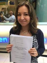 Natalie Whitehead submits her thesis! | EPSRC Centre for Doctoral Training  in Metamaterials (XM2)