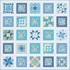 Indigo Square Quilt Block of the Month | Available in Joann Fabric ... & Indigo Square Quilt Block of the Month | Available in Joann Fabric and  Craft Stores Adamdwight.com