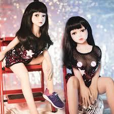 Hanidoll Silicone Sex Doll <b>100cm mini</b> Japan Love Doll Metal ...
