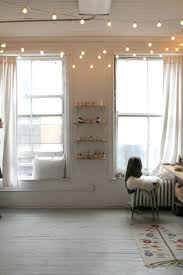 How To Hang String Lights From Ceiling Interesting Decorating With Outdoor Hanging Globe Lights Indoors Beautiful