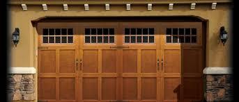 Exterior Faux Carriage Garage Door Hardware Imposing On Exterior