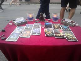 Image result for bourbon st tarot card readers