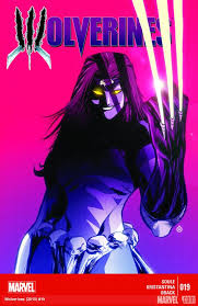wolverine issue 19 2018 cover art by juan doe feauring mystique