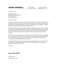 Cover Letters For Marketing Positions Cover Letter Sample For