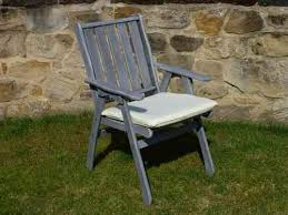 garden furniture chair cushion seat pad for folding garden chairs 41x38x5