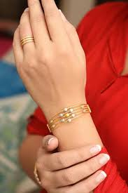Gold Ring Bracelet Designs Bracelet With Ring Gold Bangles Design Bracelet Designs