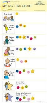 My Big Star Chart My Big Star Chart By Victoria Chart Company Sticker Chart
