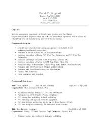 Boeing Aerospace Engineer Sample Resume Custom Sample Resume Scaffolding Supervisor Thaihearttalk Resume Ideas