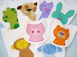 Animal Applique Designs Applique Sewing Pattern Eight Animal Applique Designs