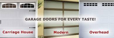 new replacement garage doors in atlanta north georgia
