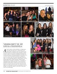 Eventos Magazine Scarlet Ortiz Noviembre Diciembre 2016 by Ivelisse Tamargo  - issuu