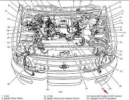 similiar ford liter engine diagram keywords coolant temperature sensor location 1997 ford expedition 5 4l engine