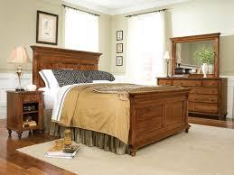 Refinishing Bedroom Furniture Durham Furniture Savile Row 4 Piece Panel Bedroom Set In Park Lane