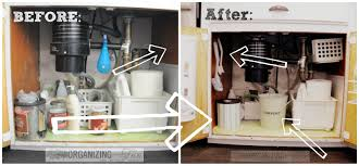 Under Kitchen Sink Organizing Once You Startyou Cant Stop Organizing Made Fun Once You